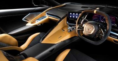 带右手驾驶功能的雪佛兰克尔维特首次在英国推出2021年车型