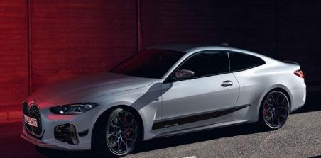 2021宝马4系Coupe M Sport Package Pro预览下一代M4