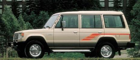 三菱将于2021年上半年停产帕杰罗车型
