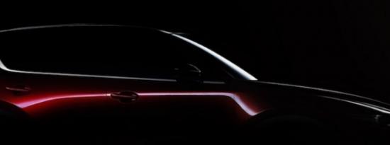 马自达将在即将举行的洛杉矶车展上展示全新的CX-5 SUV
