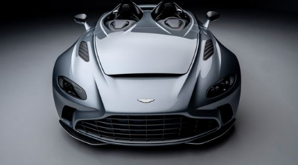 阿斯顿马丁推出纯正越野车V12 Speedster
