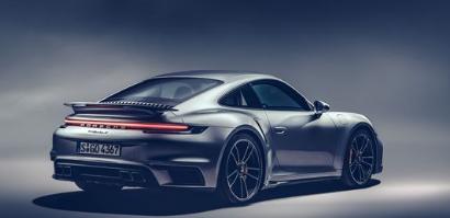 2021年保时捷911 Turbo S值得一提 包括640马力