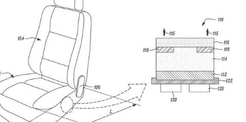 特斯拉获得专利的加热和冷却汽车座椅的新方法