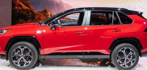 丰田在生产和销售已经广受欢迎的2021 RAV4 Prime方面做得非常出色