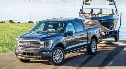 2021混合动力福特F150应该吸引大多数卡车买家