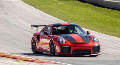保时捷声称其700马力的911 GT2 RS创下了新的量产车圈记录