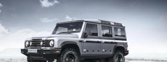 Ineos Grenadier似乎是SUV世界渴望的主流4x4