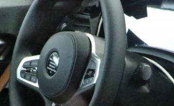 2022宝马2系双门轿跑车的内饰与2系Gran轿跑车