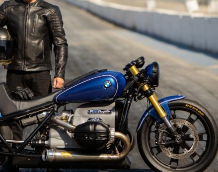 宝马Motorrad的R 18 Dragster概念车成为焦点