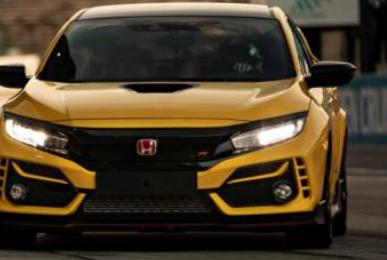 本田思域Type R限量版是铃鹿市最快的FWD生产车