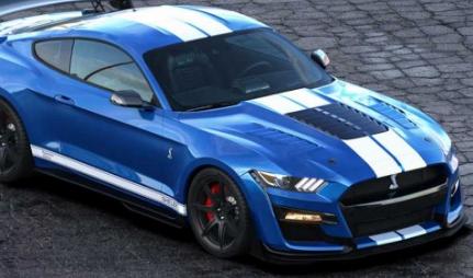 福特野马Shelby GT350和GT500是令人难以置信的汽车