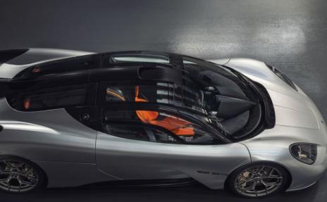 戈登默里的GMA T.50很可能是最终的模拟超级跑车