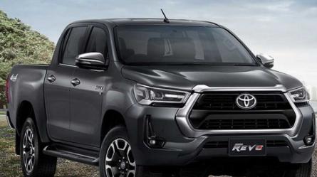 2020丰田Hilux改款现已在马来西亚开放预订