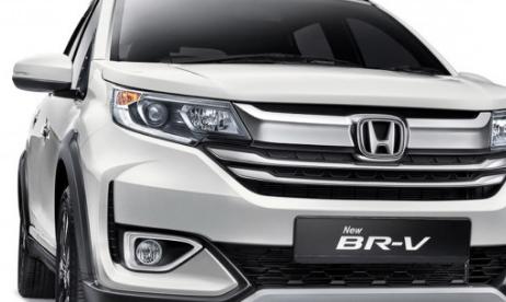 2020年本田BR-V在第一个月内收到1400多笔预订