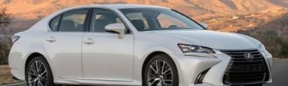 雷克萨斯发布2020款GS 300 GS 350成为新的入门级车型