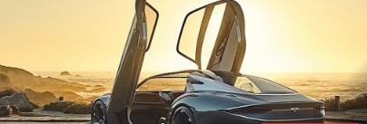 宾利EXP 100 GT很有可能成为我们一年来见过的最令人兴奋的概念车