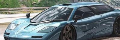迈凯轮F1射击刹车看起来很棒 仍然闪电般快