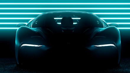 新型氢动力超级跑车将采用NASA技术