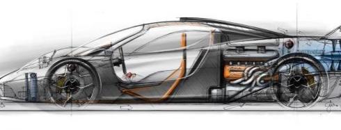 戈登默里的T.50超级跑车V12发动机规格得到确认