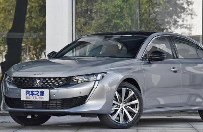 2021款标致508首发亮相 新车在外观基本延续了现款车型