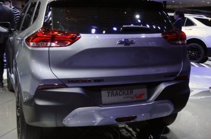 这款2020 Tracker是雪佛兰的新款迷你跨界SUV