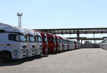 8月份新卡车市场下降了11%