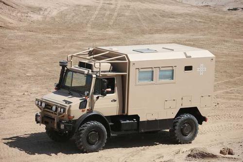 车头条:进口奔驰乌尼莫克U4000的动力配置及其报价是多少