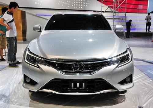 车头条:丰田新款锐志的动力配置及其报价是多少