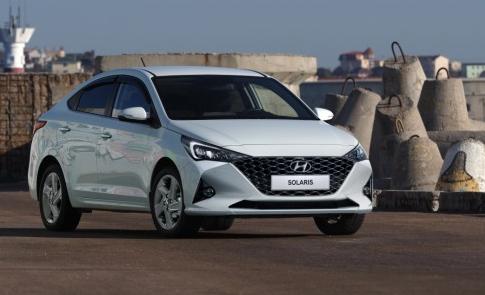 现代汽车7月份在俄罗斯的销量增长了3%