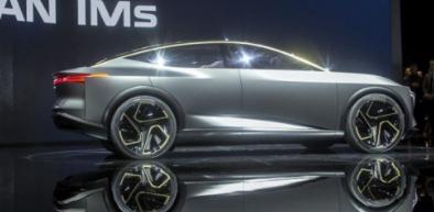 该IMQ概念是日产电动跨界SUV的前身