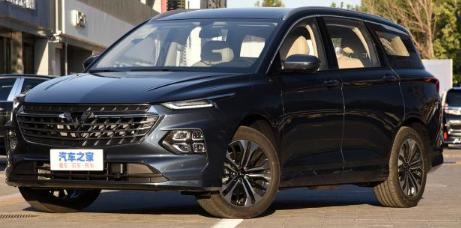 上汽通用五菱全球银标首款旗舰车型五菱凯捷将于今日正式开启预售