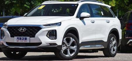 2020款现代胜达车型正式上市 新车共推出8款车型