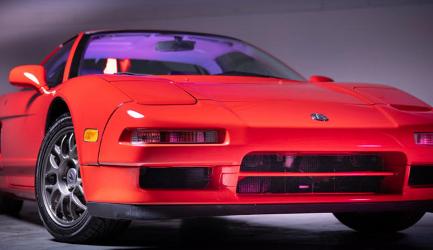 ura歌针对第一代NSX车主的新想法非常出色