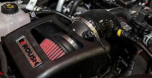 Roush为2021年福特Ranger提供了更多动力