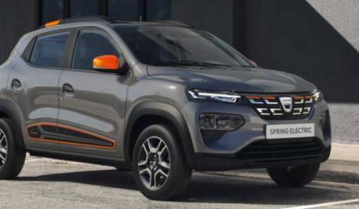 这是2021年达契亚之春 欧洲最实惠的电动汽车