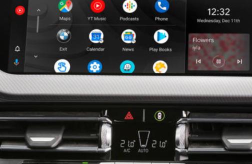 现在可以通过OTA更新获得宝马Android Auto