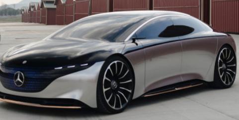 梅赛德斯奔驰正在测试其EQ系列电池电动汽车的新成员