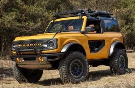 2021年福特Bronco第一版和Wildtrak预订持有者感到惊讶