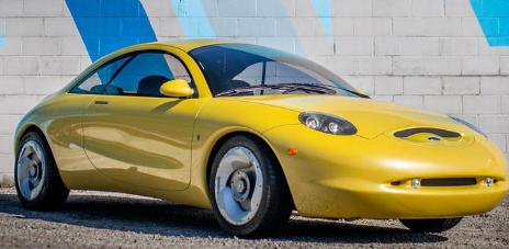 福特Ghia Vivace证明90年代是汽车设计的低点
