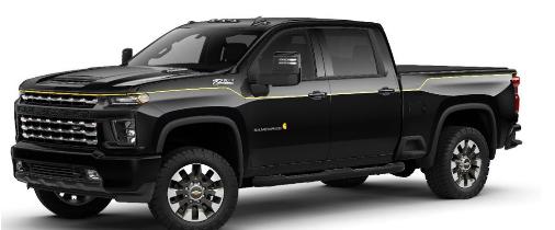 2021年雪佛兰Silverado HD具备更多功能 牵引能力达36000磅
