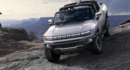 GMC悍马电动车可能超越其他所有卡车