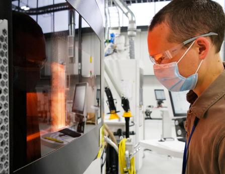 未来的通用汽车模型将使用更多的3D打印零件