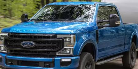 福特透露了更新的V8 6.7动力冲程涡轮柴油机的参数