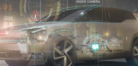 Lucid Motors揭开了Air的面纱 这是一款豪华电动轿车