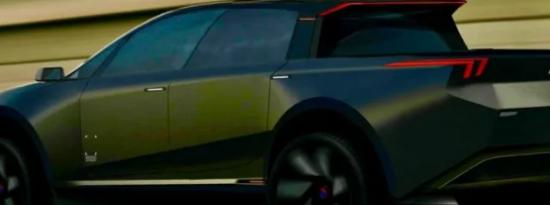 亨里克菲斯克嘲笑电动皮卡车称生产模型将更加激进