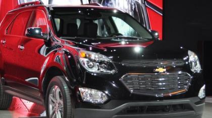 雪佛兰Equinox对通用汽车第二代产品来说是一个惊喜
