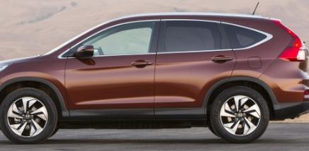 本田CR-V明天上市售价23320美元