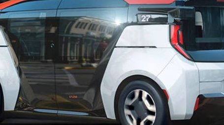 无方向盘脚踏板的自动驾驶汽车已获得批准