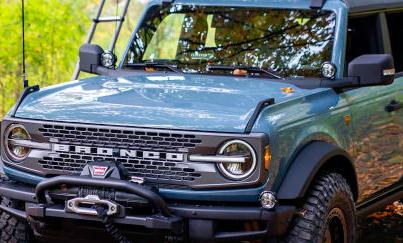 福特推出了BroncoSUV的新概念