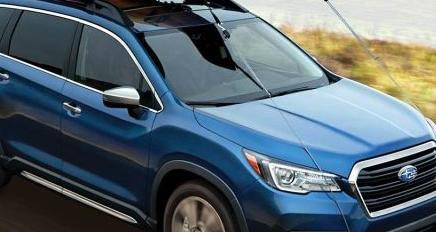 斯巴鲁现在宣布来年的Ascent中型SUV的价格和改进